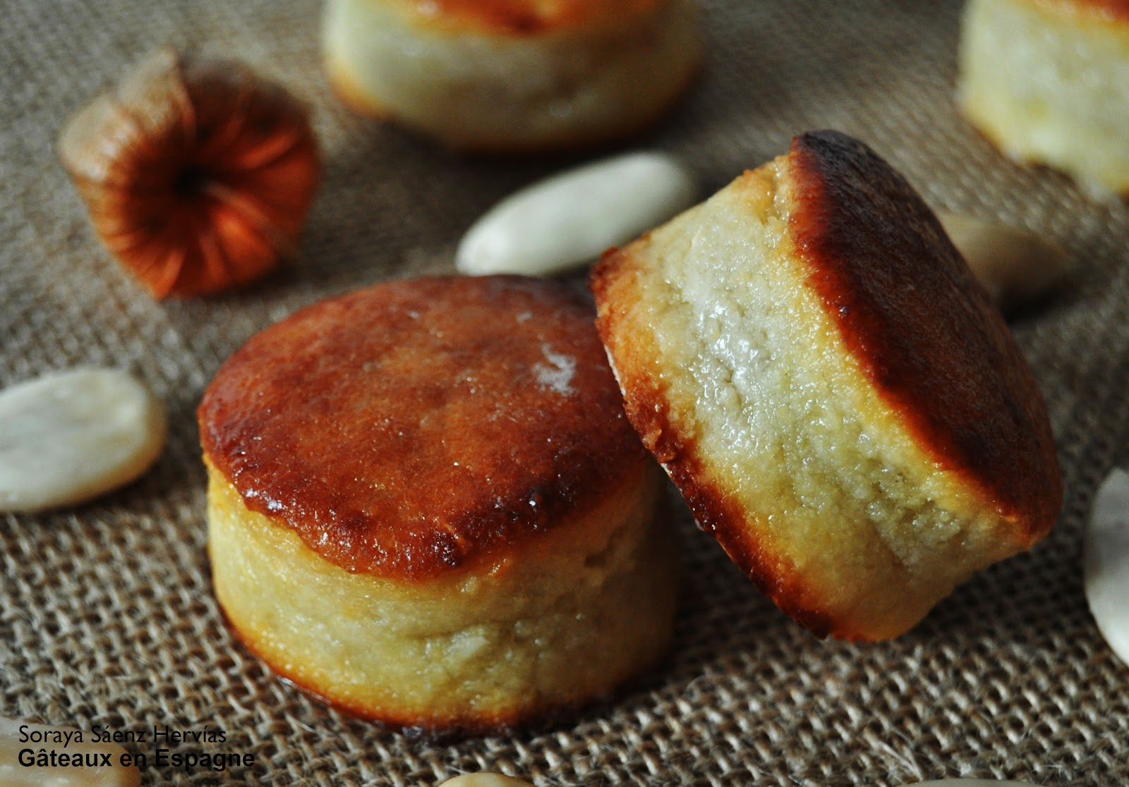 Recette biscuit de noel poudre amande