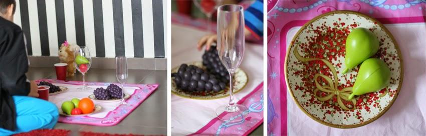 picnic navideño con Elegance Party en Decorar en familia