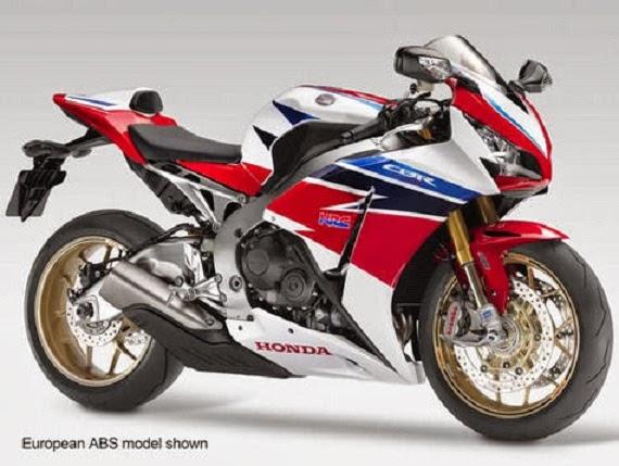 Harga Dan Spesifikasi Honda CBR1000RR