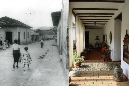 Casa de la Familia Muñoz Velasco