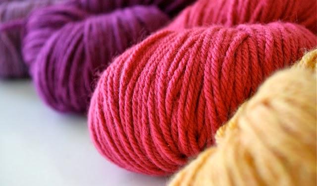 Mua len đan khăn ở đâu tại Hà Nội?