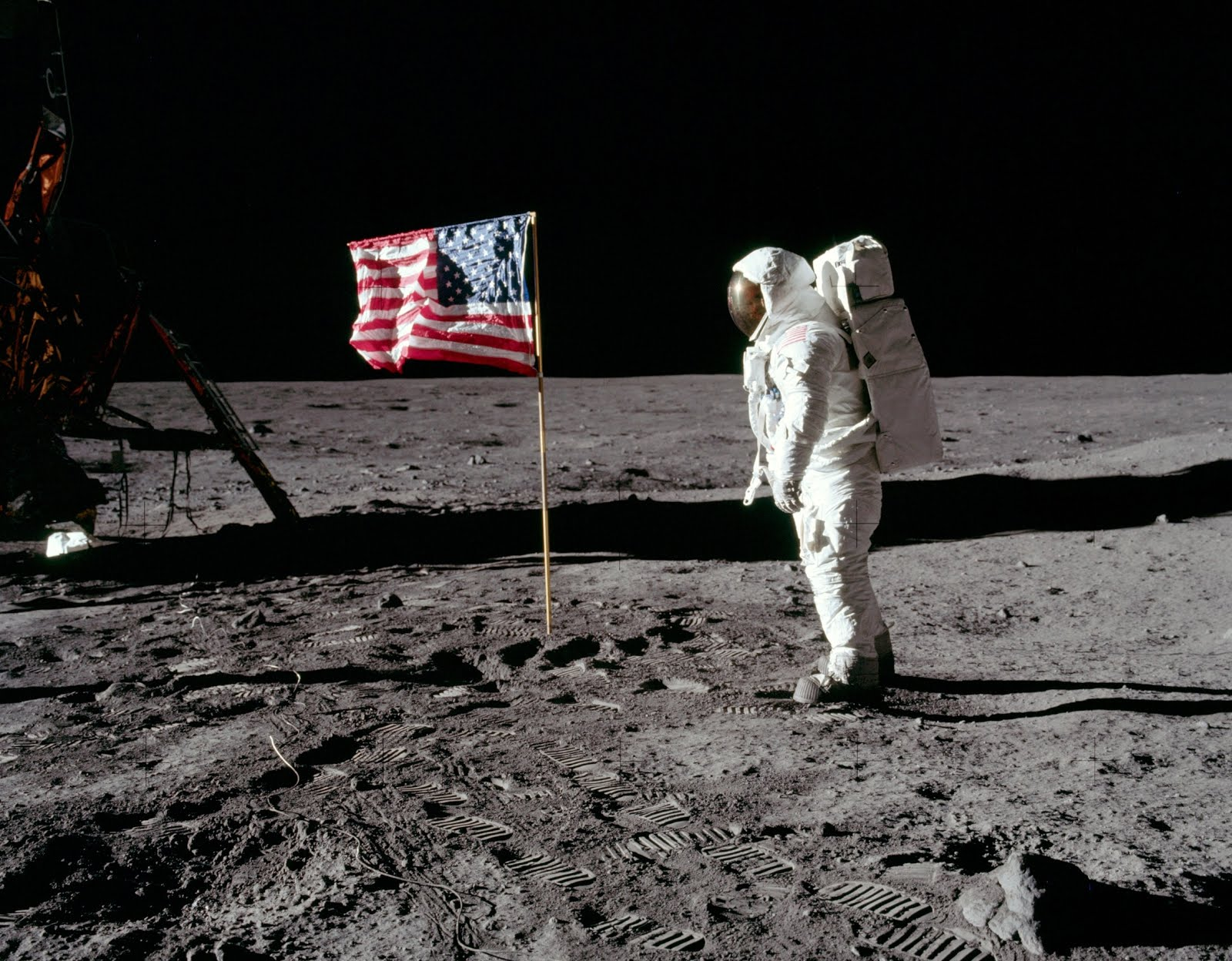 Apollo 11 Moon Walk Remembered
