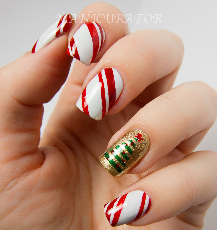 Christmas Tree Toe Nail Designs : Crazy holiday images usseek
