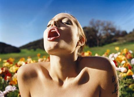 David Lachapelle Angelina Jolie