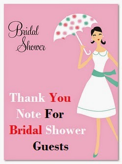 Sample Invitation Wordings: Bridal Shower