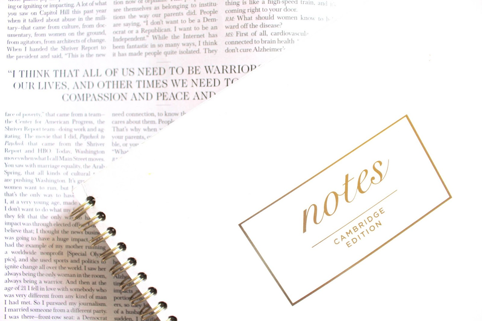 Introducing: Notes of Grace