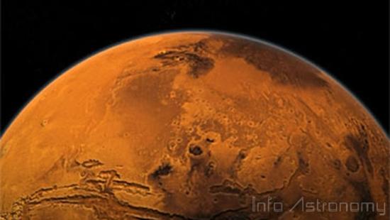 Hoax Alert! Kenampakan Mars Sebesar Bulan Purnama
