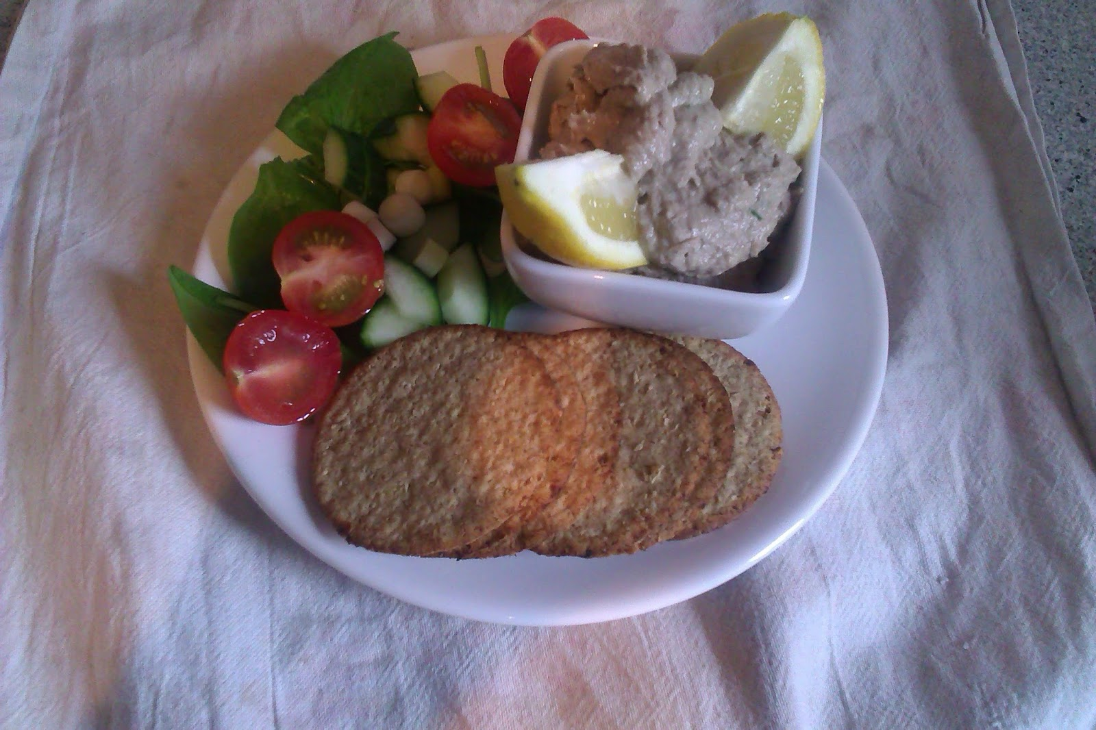 The Twilight Chef: Lemon and Sardine Pate