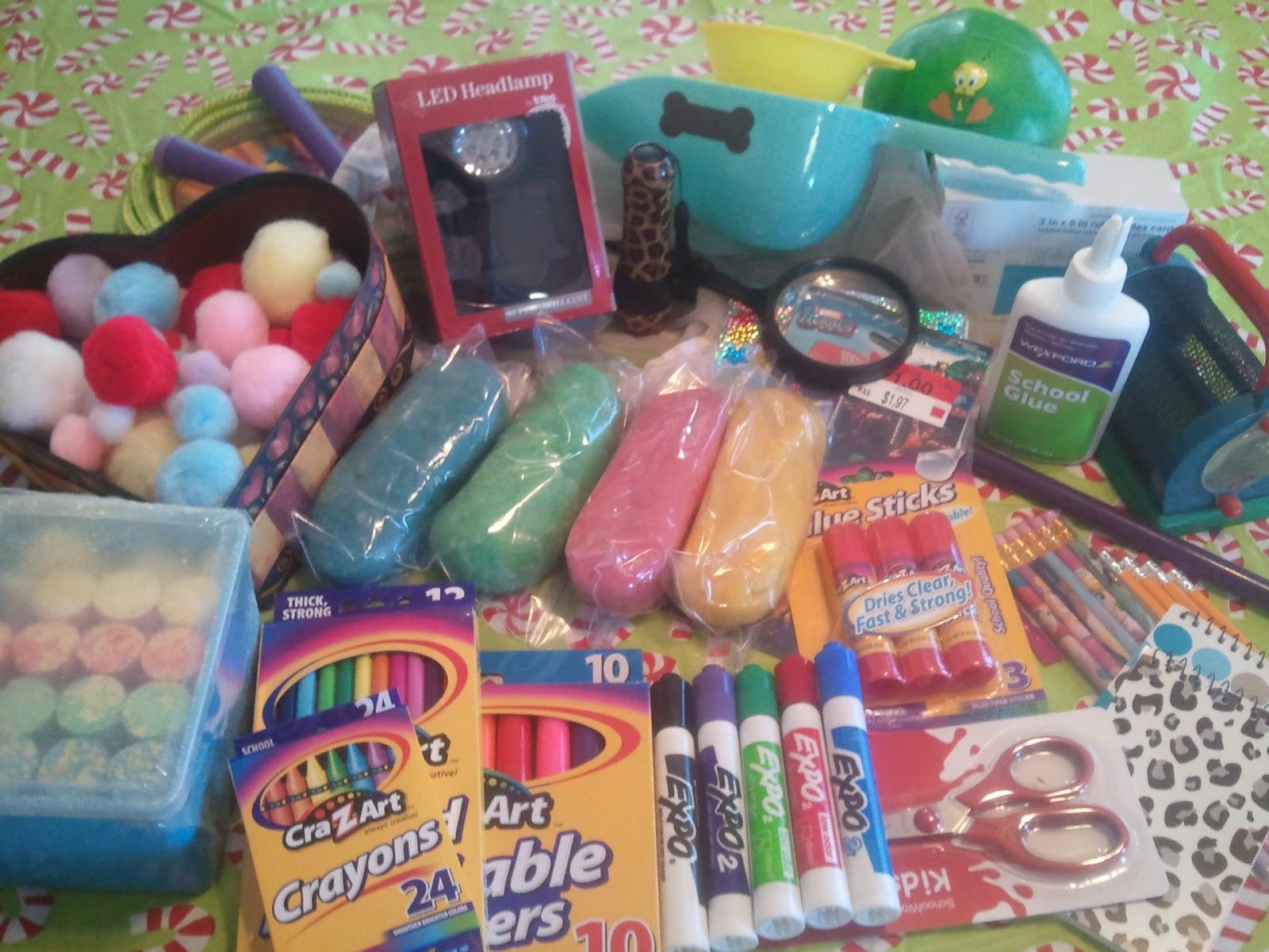 Kindergarten & Preschool for Parents & Teachers: Stocking Stuffers ...