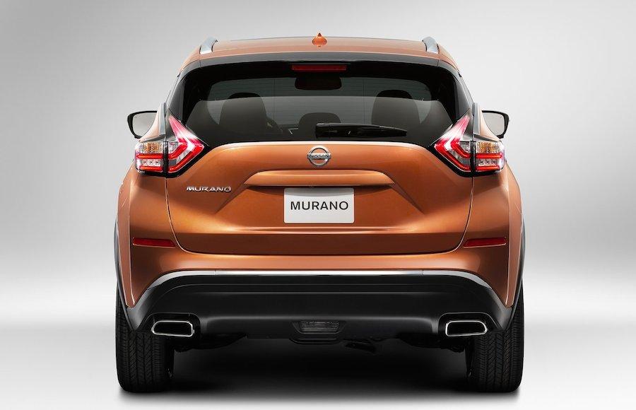 新型の「日産・ムラーノ」