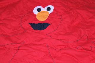 Life is Good: Elmo Quilt : elmo quilt - Adamdwight.com