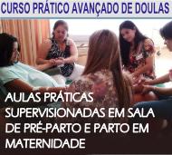 NOVO CURSO PRÁTICO AVANÇADO PARA DOULAS