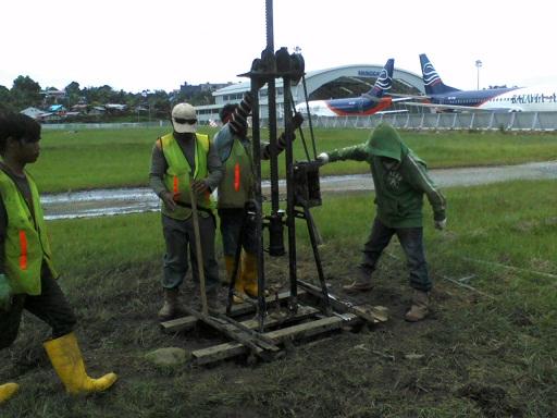Bali Soil Test