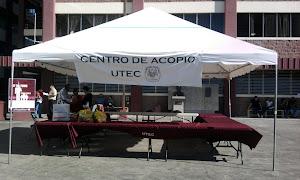 centro de acopio UTEC