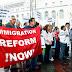 Encuesta: El 87% de los inmigrantes indocumentados latinos solicitaría la ciudadanía
