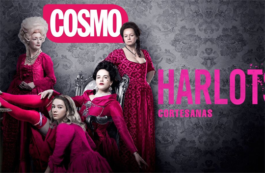 Harlots 2x01 Espa&ntildeol Disponible