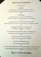 granite room menu1