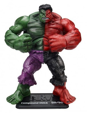 New York Comic-Con 2011 Exclusive Compound Hulk Marvel Universe Action Figure