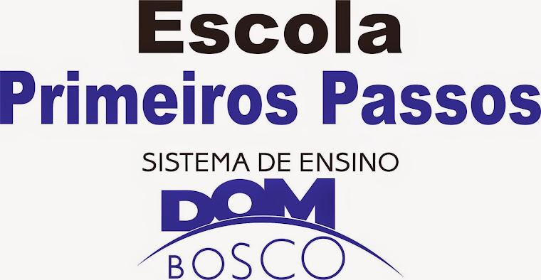 ESCOLA  PRIMEIROS  PASSOS