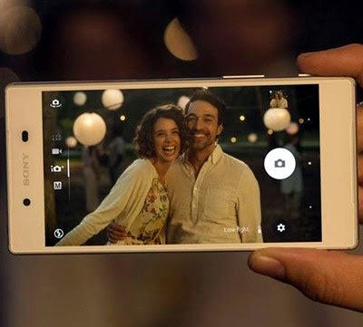 Sony Xperia Z5 tem câmera que tira fotos em 0,03 segundo