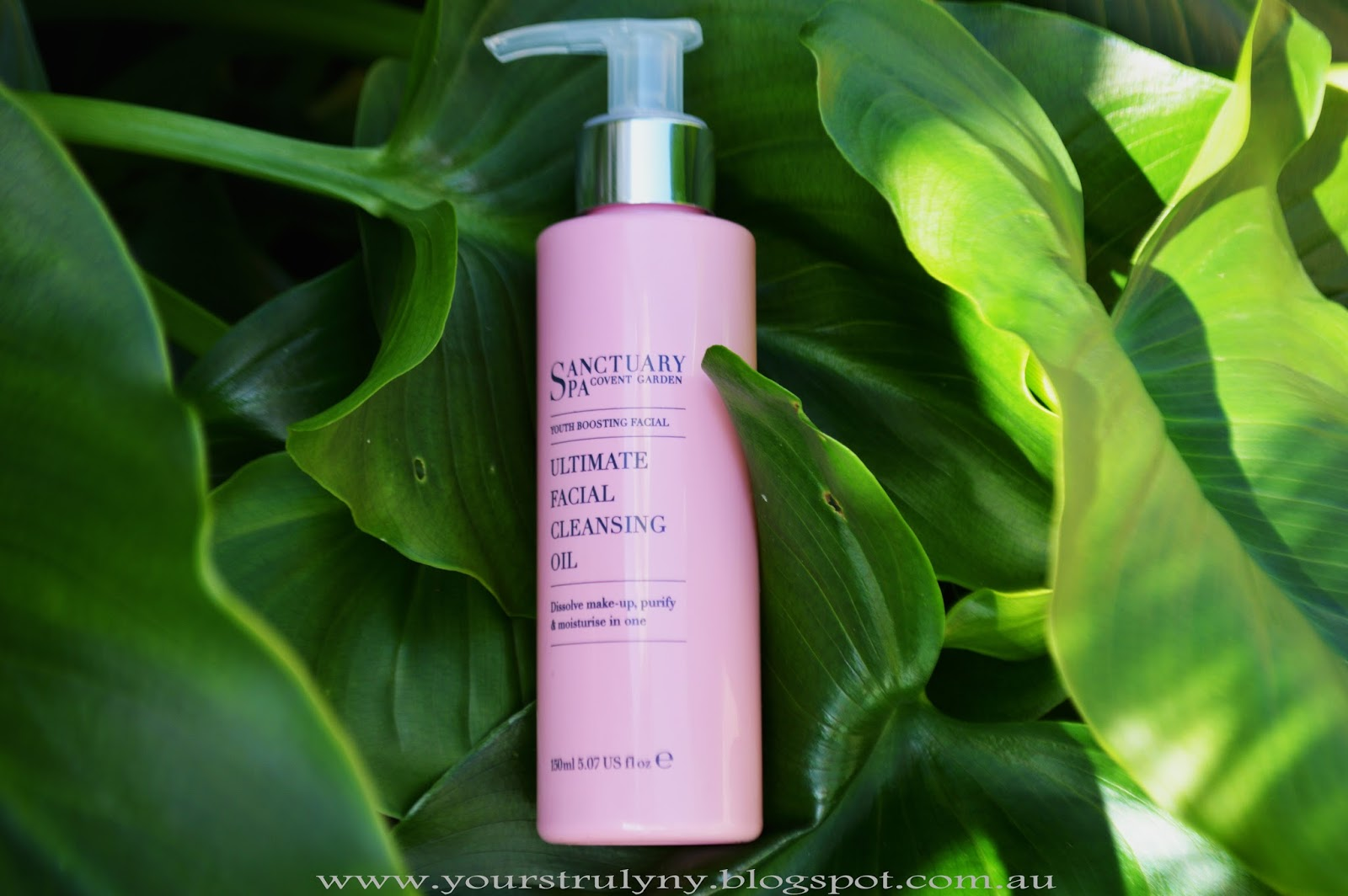 Sanctuary Spa Covent Garden Ultimate Facial Cleansing Oil