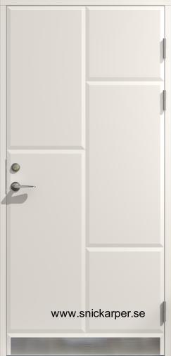 Puerta moderna estilo Contemporáneo producida en Suecia