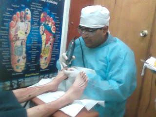 El foro por el tratamiento del hongo de las uñas
