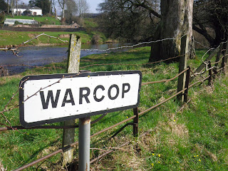 Warcop on the River Eden