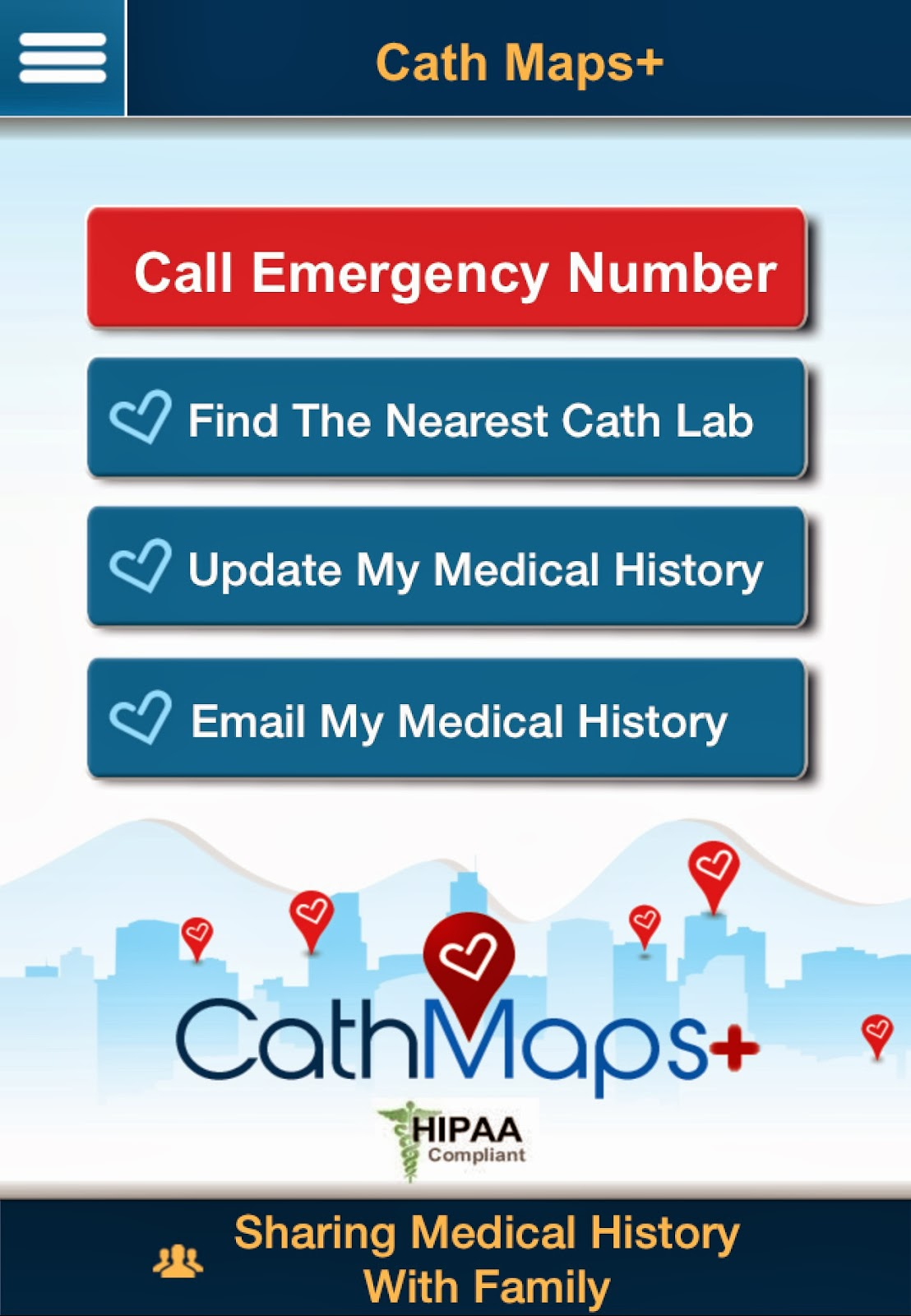 Cathmaps+ App review