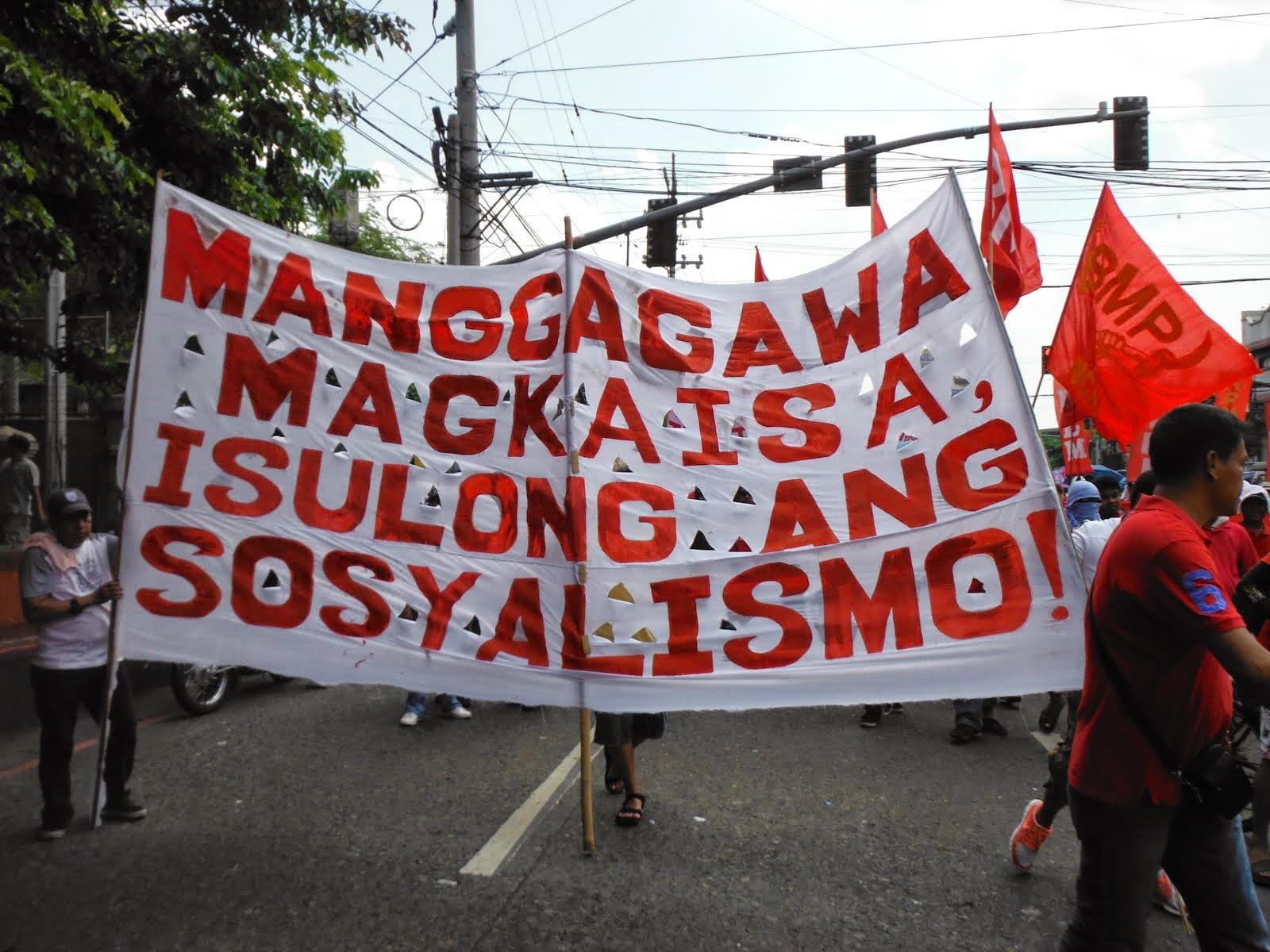 pananaw sosyalismo Ni prof jose maria sison tagapangulong tagapagtatag, partido komunista ng pilipinas & kasalukuyang tagapangulo, international league of peoples´ struggle.