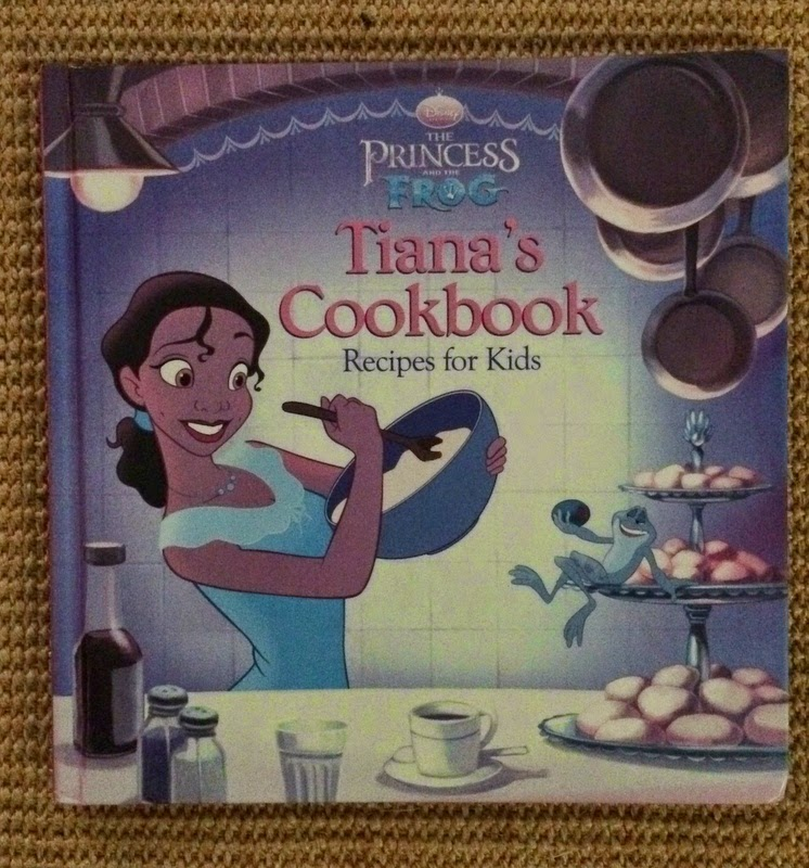 Princess Tiana Cooking: Cotton Candy Fro: Tiana's Famous Beignets