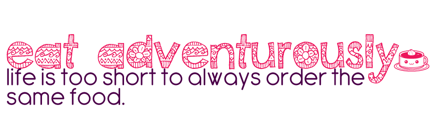 Eat Adventurously