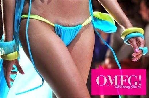 Hot lingerie miss