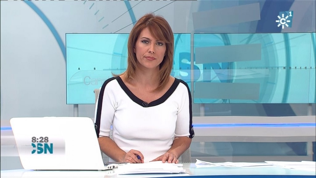 VICTORIA ROMERO, BUENOS DIAS (04.06.13)