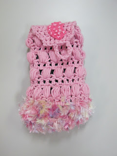 iPhone Pouch pink