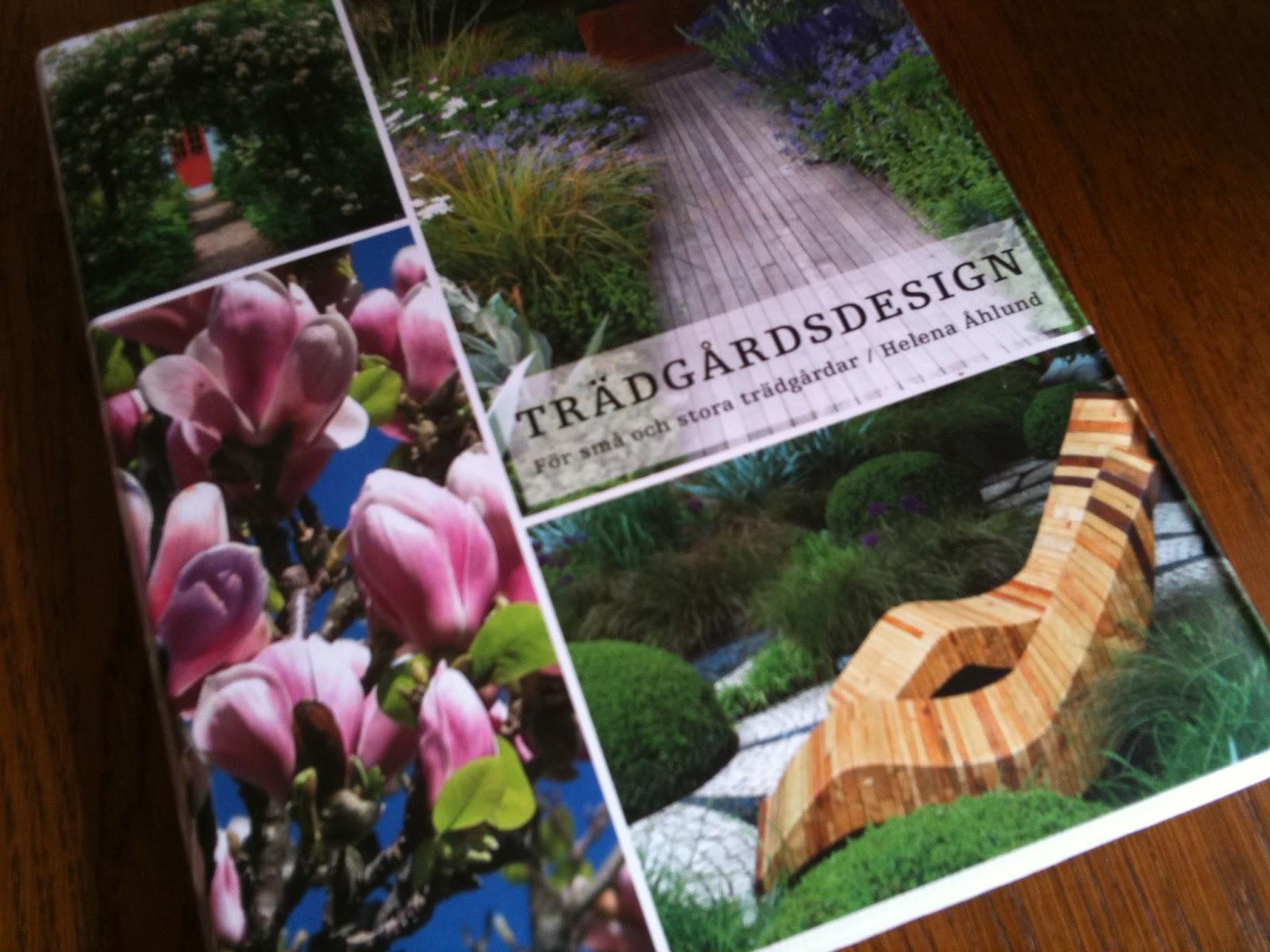 Trädgårdsdags: bok om trädgårdsdesign