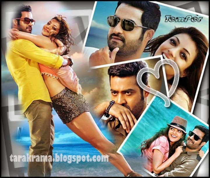 Temper Theme Songs Lyrics