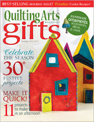 Quilting Arts Gifts Holiday 2012-2013