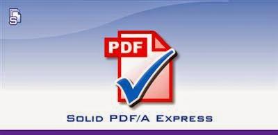 Solid PDFA-Express