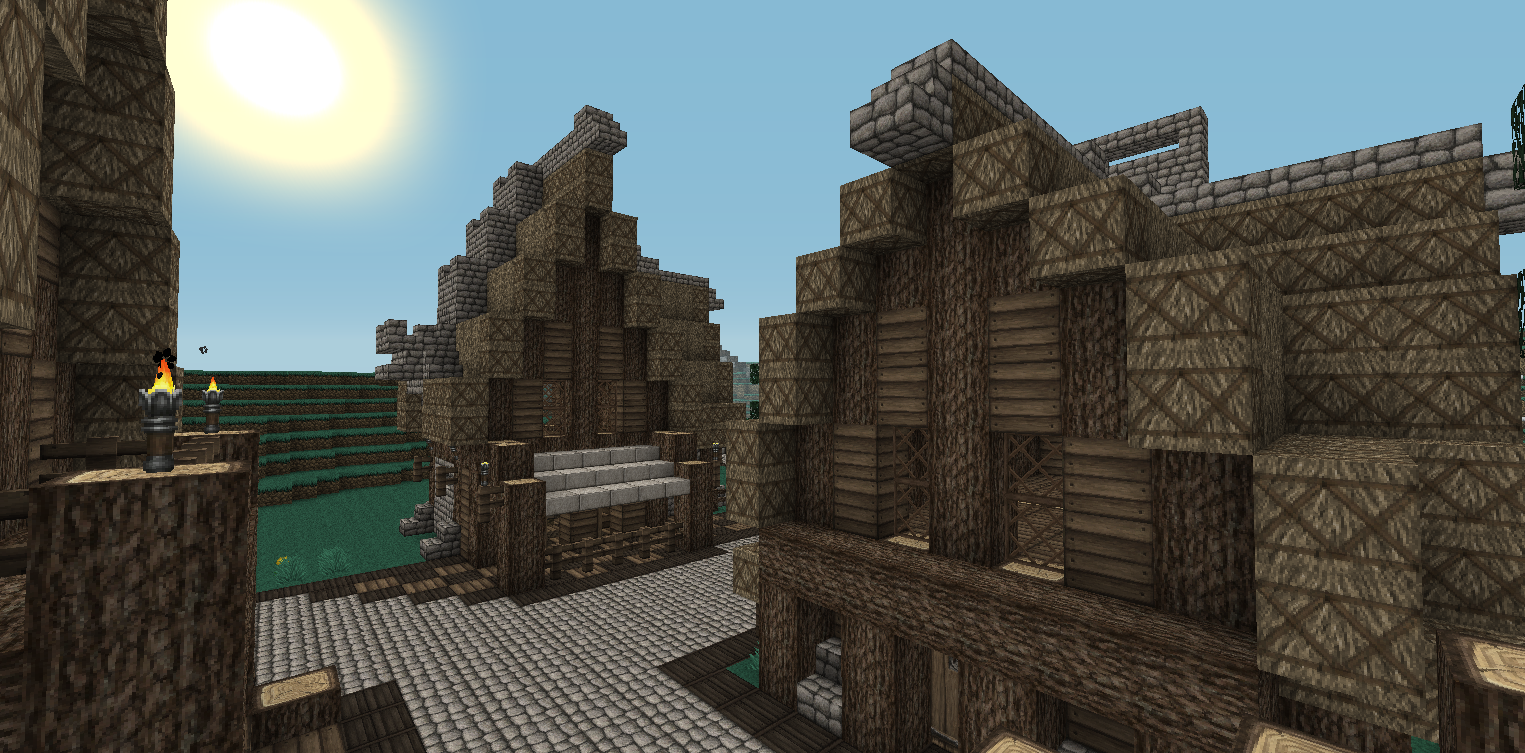 The art of architecture minecraft architecture the layout - Minecraft and architecture ...