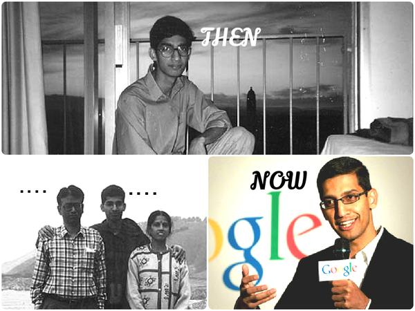 Sundar Pichai's Journey From Middle Class Family to CEO of Google
