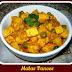 Matar Paneer ~ Pure Veg Version (no onion no garlic)