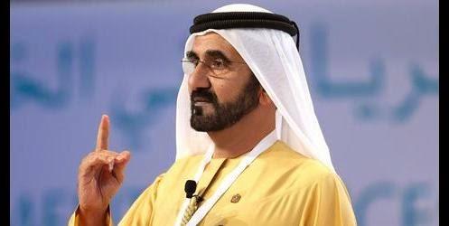 Sheikh Mohammad Bin Rashid Al Maktoum. Credit: Reuters