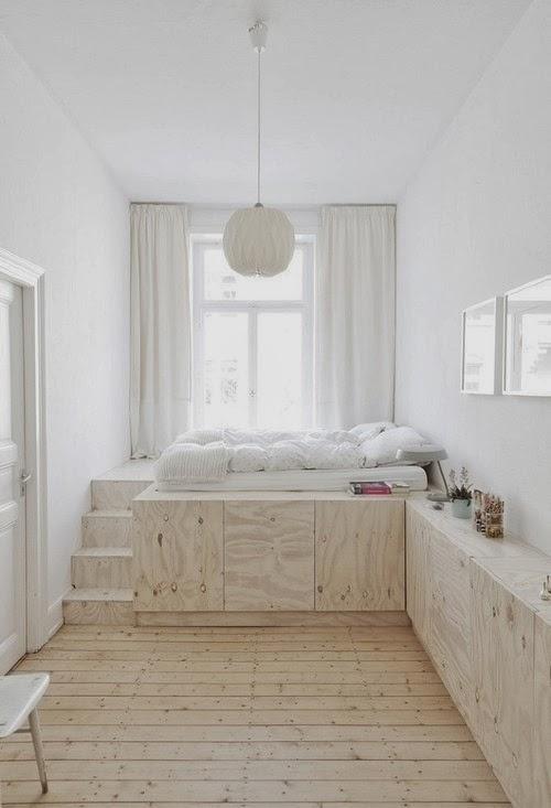 madeira reciclada - quarto criativo