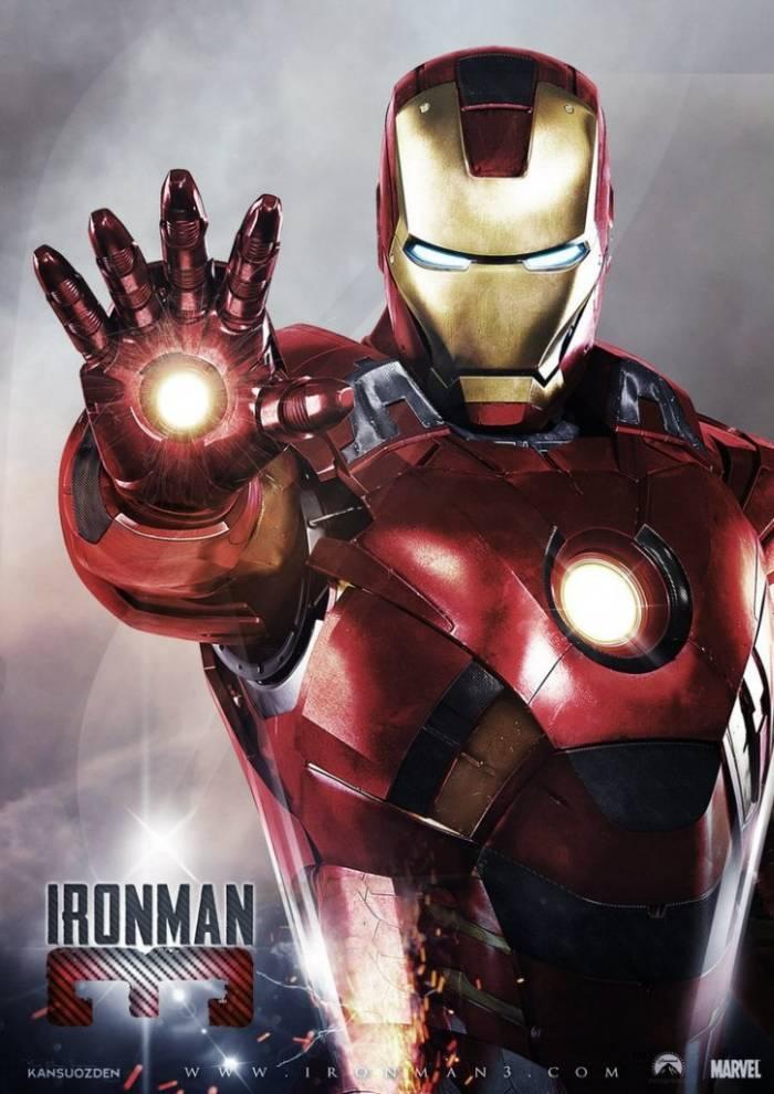 Dpn amazing travel 3 - Iron man 1 images ...
