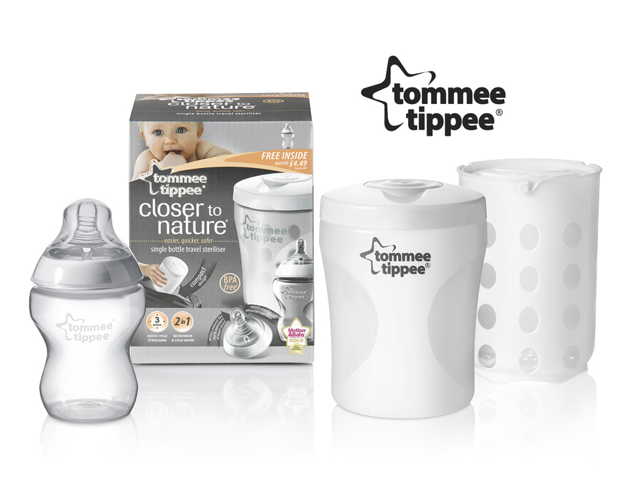 instructions how to use tommee tippee steam steriliser