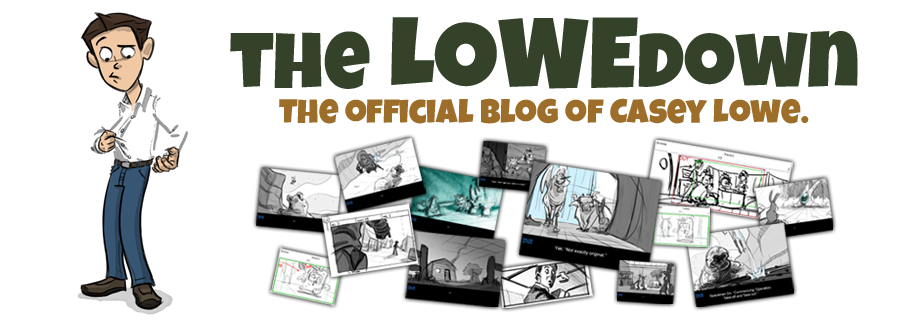 The LOWEdown | The Official Blog of Casey Lowe.