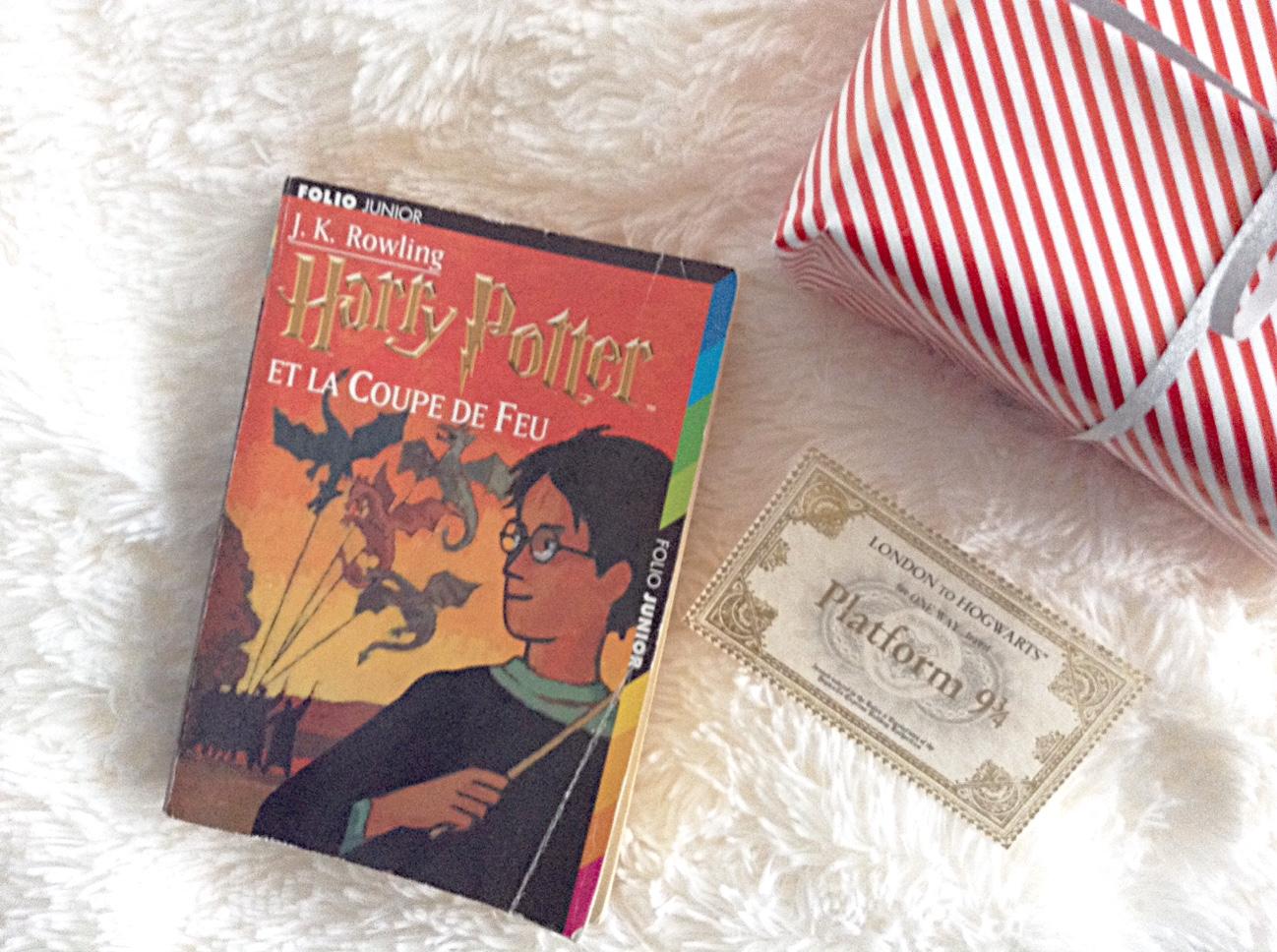 Harry potter et la coupe de feu des livres et mes envies - Harry potter et la coupe de feu livre en ligne ...