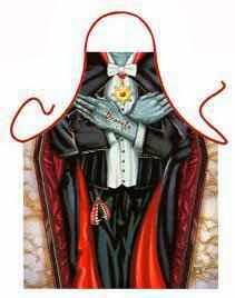 Delantal Drácula