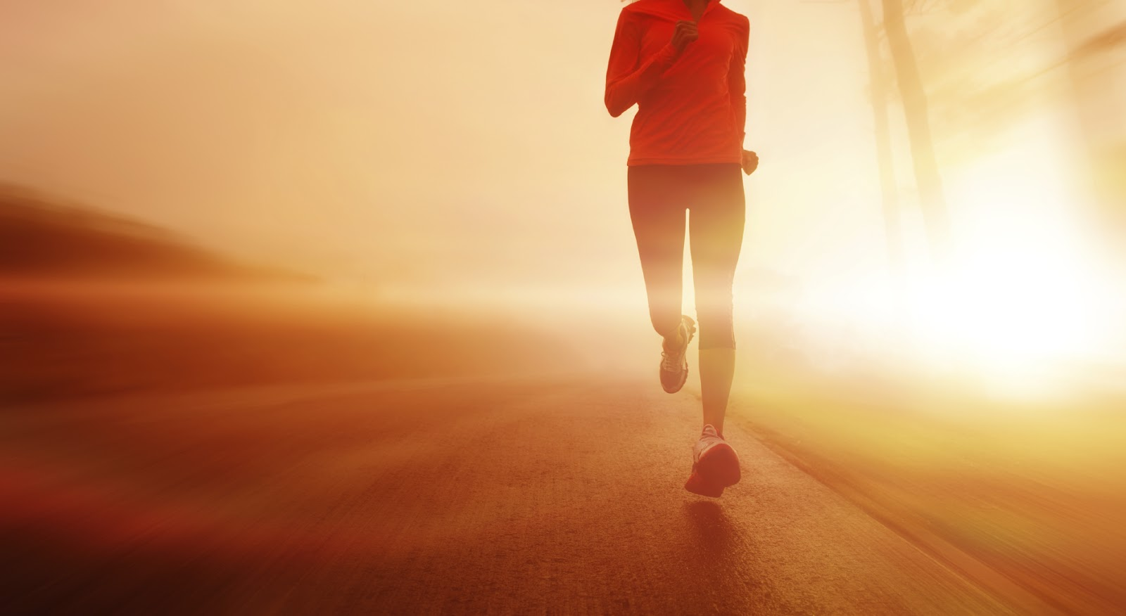 Is running in the morning good for burning fat